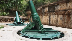 Corregidor Battery Grubbs 2015