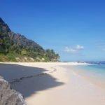 Black Island beach Busuanga Philippines Island Hopping tours