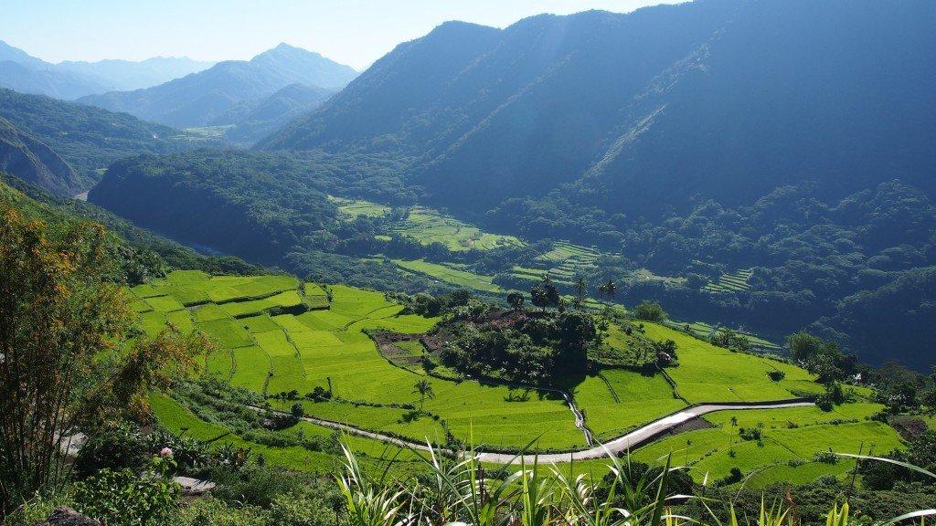 Panorama picture of Kalinga Province