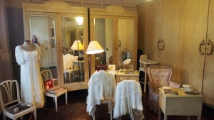 bed room La Cocina de Moning