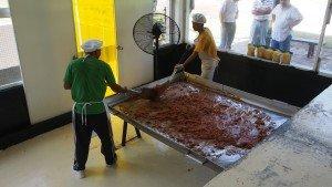 Muscovado sugar production
