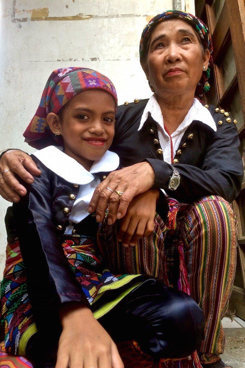 Yakan Tribe Zamboanga City