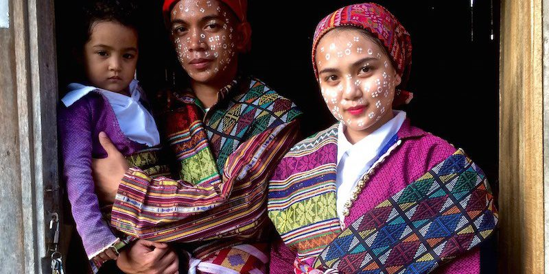 Textile Tribes Of The Philippines The Yakan Weaving