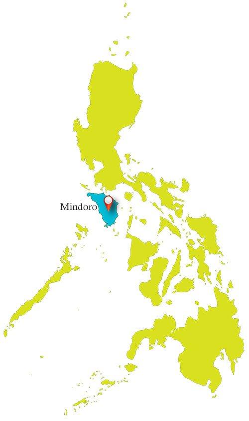 Mindoro Map