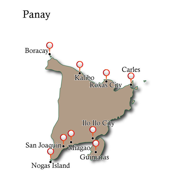 Map Panay