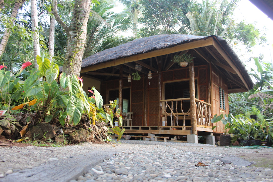 Siquijor Healing Huts in the jungle