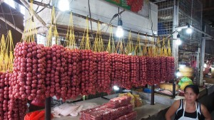 Chorizo for sale, Carbon Market