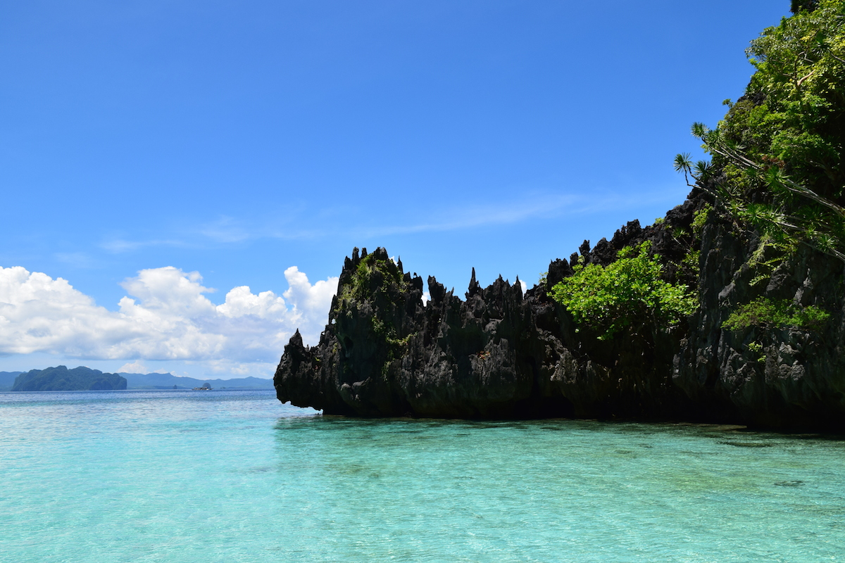 Philippines Highlights Tour Karst in El Nido