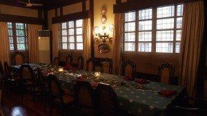 Romantic dinner at La Cocina de Moning