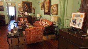 La Cocina de Moning living room