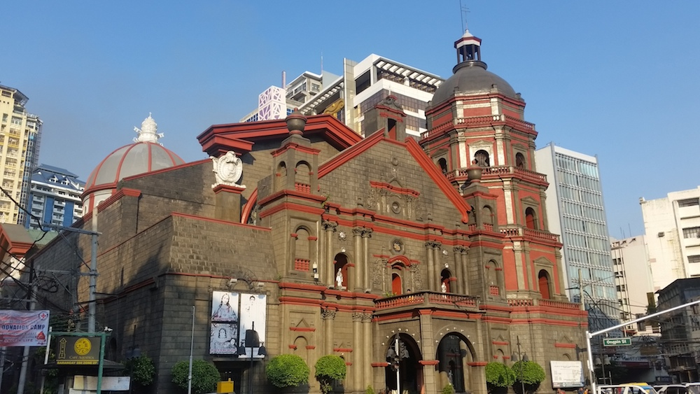 Experience the Philippines Tour with the Binondo Church