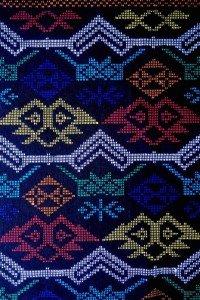 Yakan tribe textiles