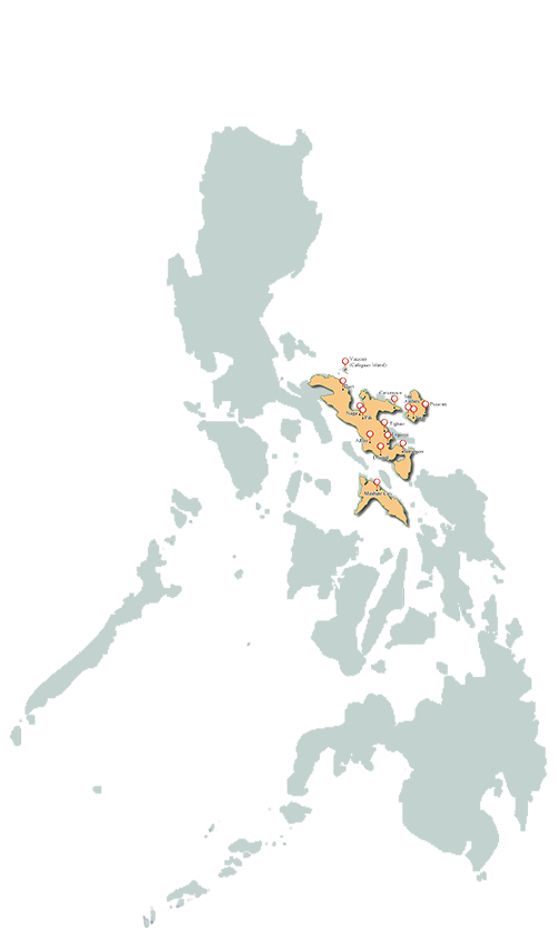 bicol_map_philippines
