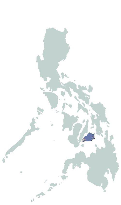 bohol_map_philippines