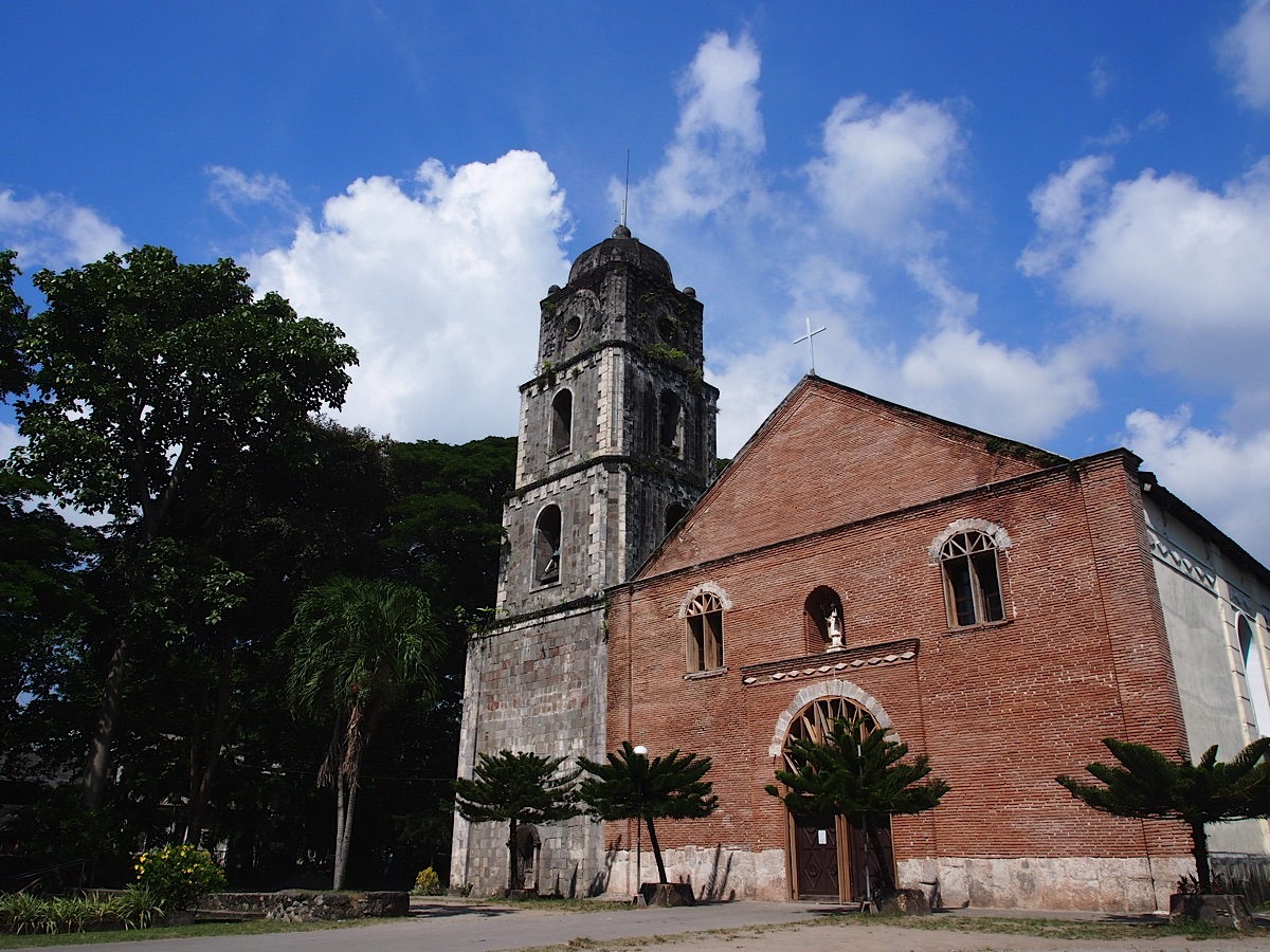 Old Spanish Church on Camiguin