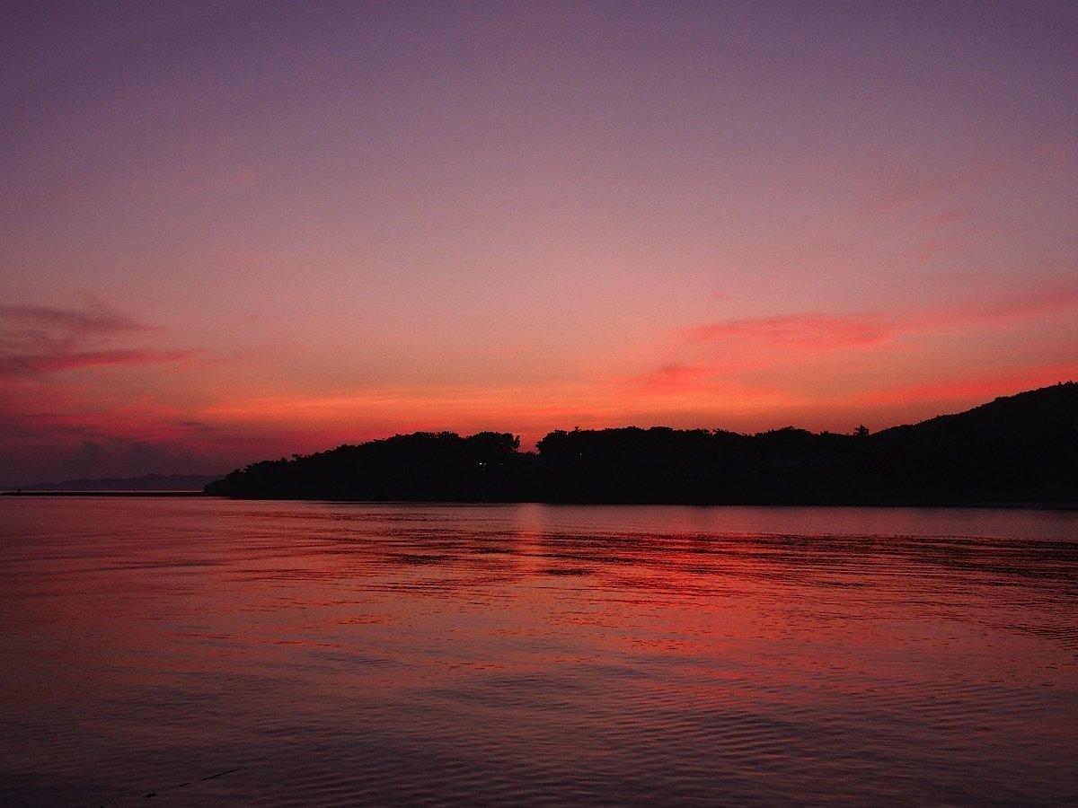 Sunrise Camiguin Philippines