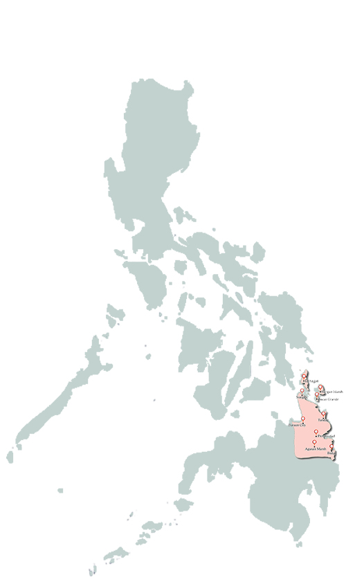 caraga_map_philippines