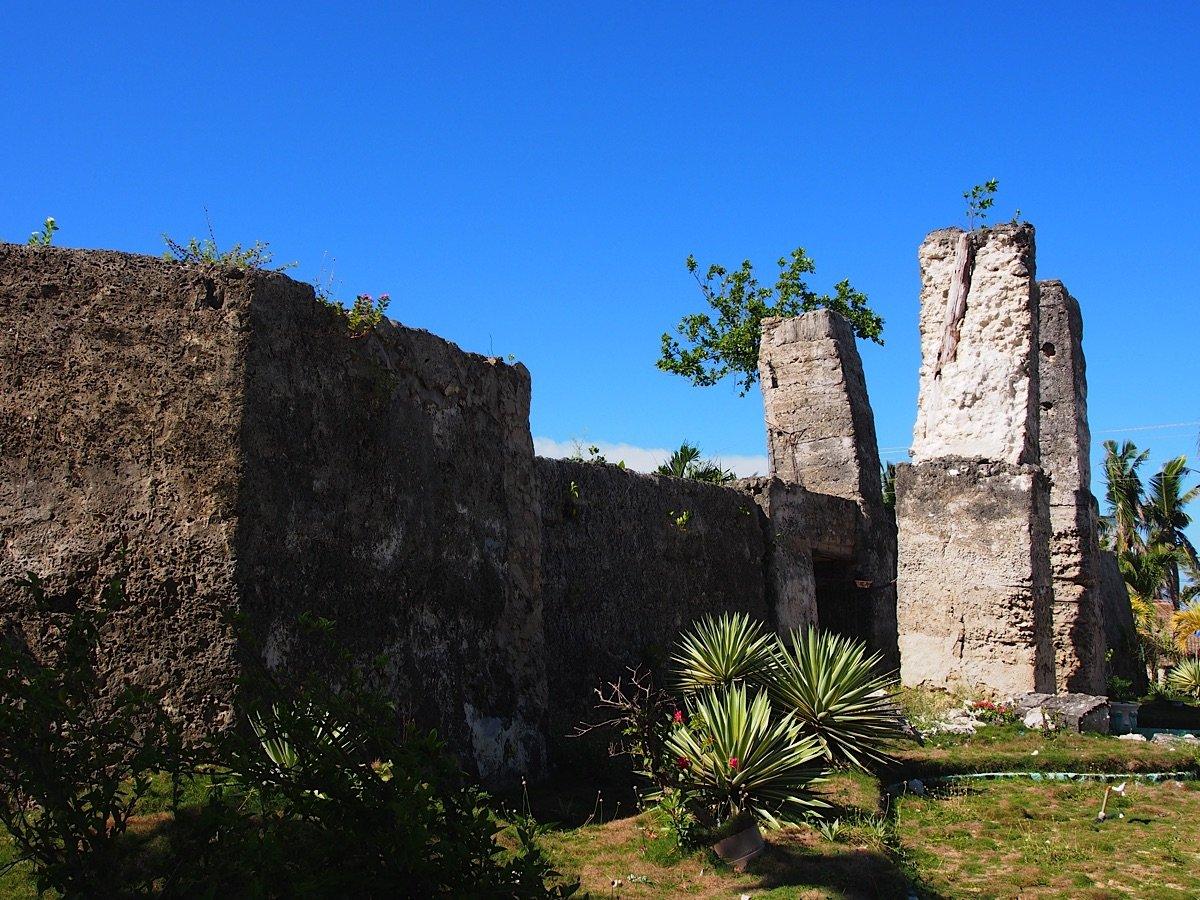 Spanish ruins on Cebu Cebu tours