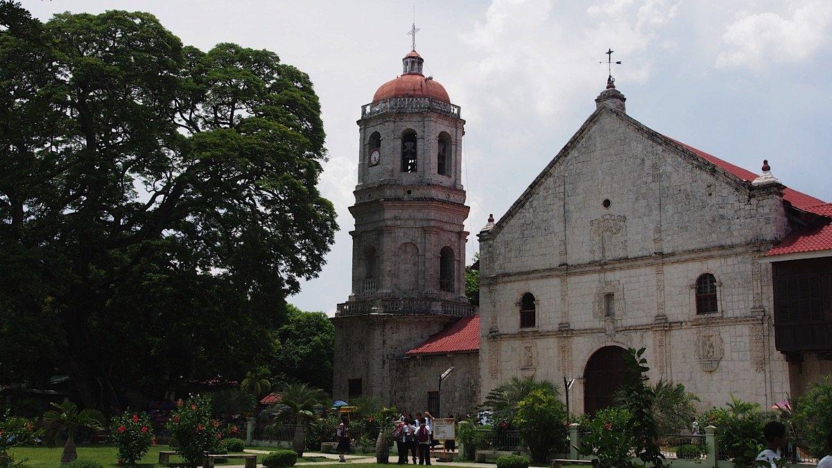 Church at Dalaguete