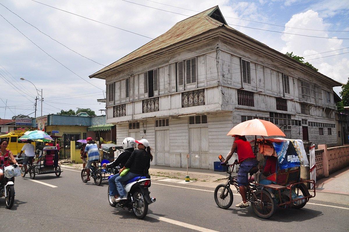 Pedicabs in Dalaguete Cebu