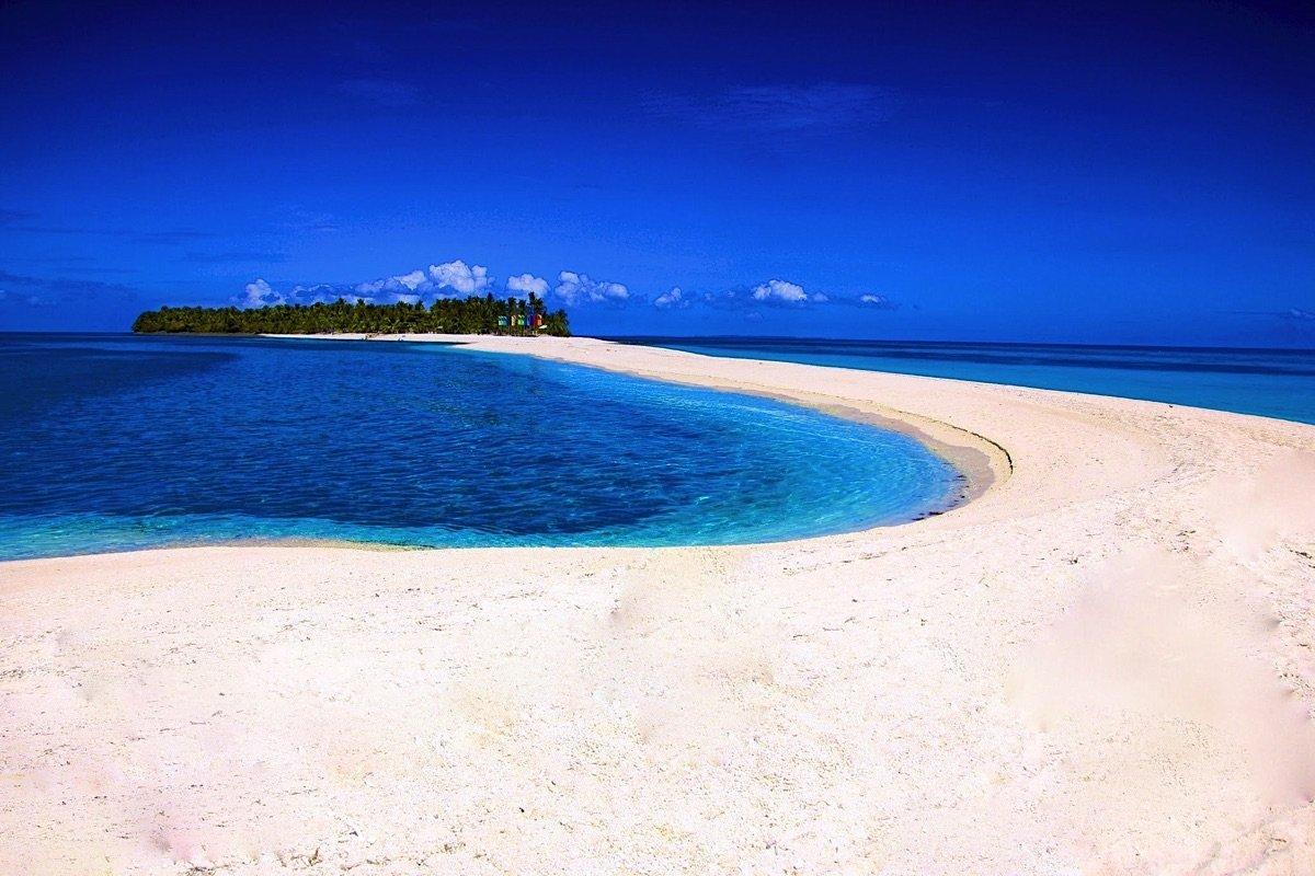 Beach on Leyte