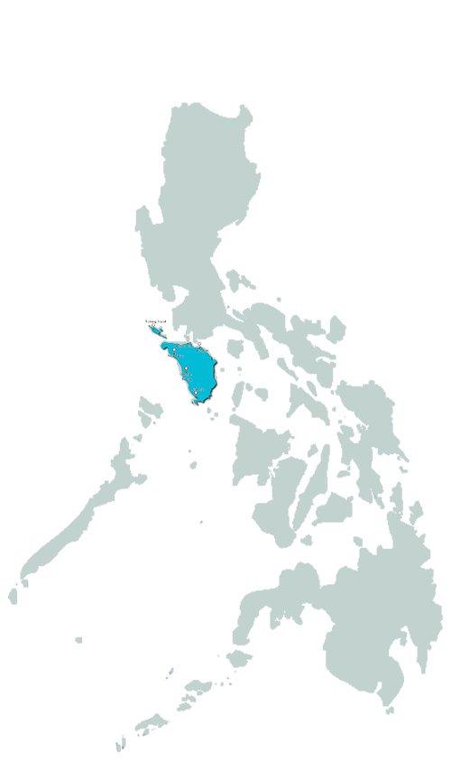 mindoro_map_philippines