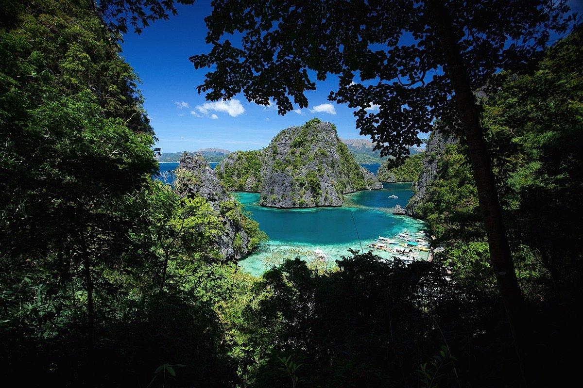 Lake Kayangan Palawan